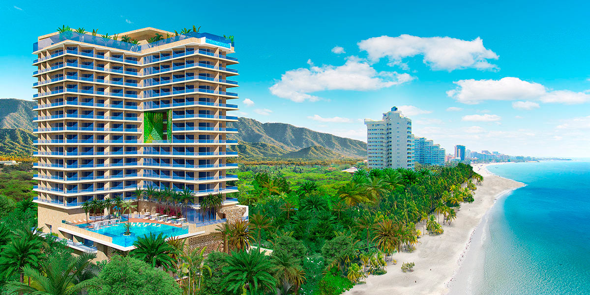 Hotel Hilton Santa Martha